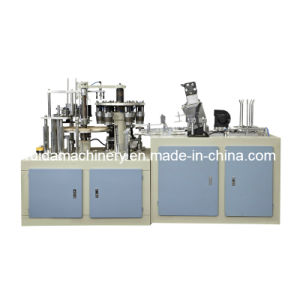 Corrugated Cup Making Machine (EBZ-09) pictures & photos