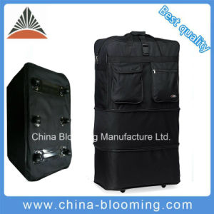 Travel Outdoor Rolling Wheeled Bag Suitcase Expandable Luggage pictures & photos