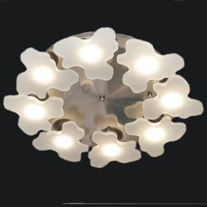 Dia620 Decorative LED Ceiling Lamp Light with Acrylic Shades pictures & photos