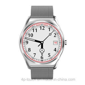 2017 Fashionable Bluetooth Smart Watch Phone with Magnet Charging N3 pictures & photos