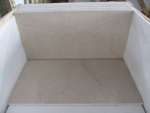 Imported Beige Marble From Italia, Polished Crema Marfil Tile/Slab with Ce, ISO, Approved pictures & photos
