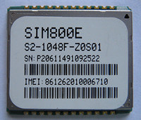 SMT Small Size GSM/GPRS Module SIM800e Support Data Transfer