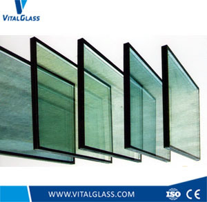 6+12A+6mm Hollow Glass/ Insulated Glass/Safety Glass pictures & photos