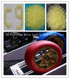 China C9 Resin Factory for Rubber Tire