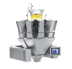 10 Heads Multihead Combination Weigher for Pet Food pictures & photos