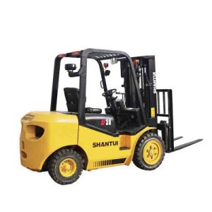 China 3t Diesel Forklift Truck Price with Super Big Discount pictures & photos