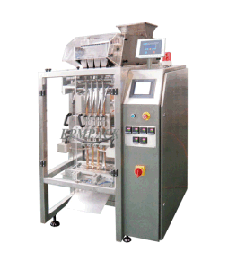 Multilane Side Sealing Bag Packing Machine / Packaging Equipment pictures & photos
