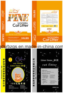 Cat Litter Plastic PP Woven Bag pictures & photos