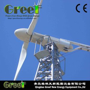 20kw Horizontal Axis Wind Turbine off-Grid and on-Grid System pictures & photos