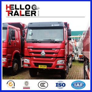 HOWO 8X4 50 Ton Heavy Dump Truck pictures & photos
