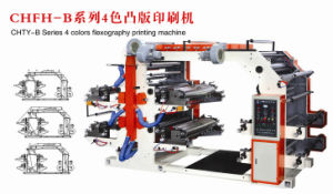Four Colors Flexo Printing Machine pictures & photos