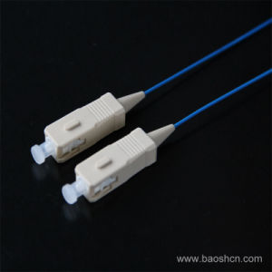 SC/PC Mm 0.9mm Fiber Optic Patch Cord