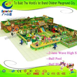Superboy Chilidren Indoor Play Land Amusement Park Equipment pictures & photos