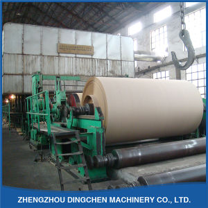 DC-1575mm Small Capacity Cardboard Paper Production Line pictures & photos