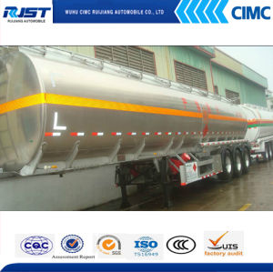 45m3 Aluminium Alloy Fuel Tank (WL9400GRY) pictures & photos