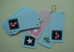 Key Tag with Number, Plastic Tags with Numbers