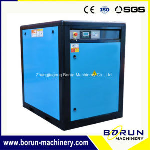 Screw Air Compressor with Air Gas Separator pictures & photos