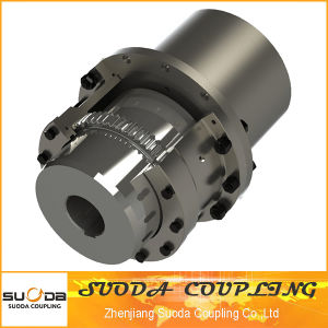 Gicl Gear Coupling with Intermediate Shaft Professional Coupling Manufacturer Suoda Gcz Type pictures & photos