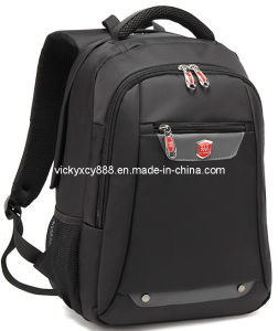 Double Shouder Laptop Computer Notebook Bag Pack Backpack (CY1867) pictures & photos
