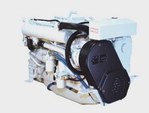 Cummins C Series Diesel Engine for Marine (6CT8, 6CTA8)
