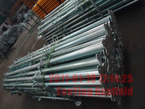 Galvanized Steel Prop / Acro Prop Conform to as 1576