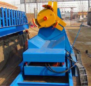Metal 10 Ton Steel Coils Decoiler pictures & photos