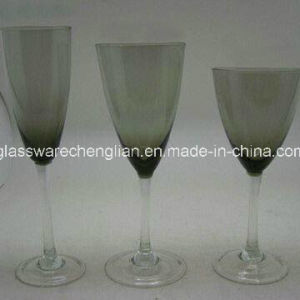 Set of 3PCS of Drinking Glass (B-WG027) pictures & photos