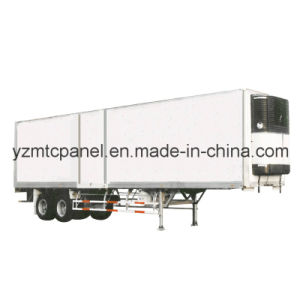 Corrision Resistant FRP CBU Freezer Truck Body pictures & photos