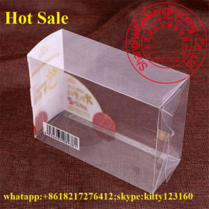 Eco-Friendly Clear PVC Plastic Gift Boxes Wholesale Chennai pictures & photos