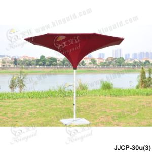 Outdoor Umbrella, Central Pole Umbrella, Jjcp-30 pictures & photos