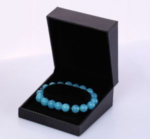 Beautiful Custom Velvet Bracelet Box for Jewellery pictures & photos