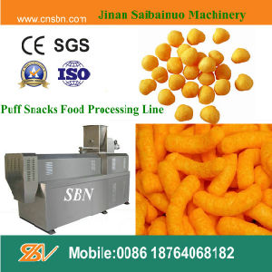 Corn Extruder Machine From Jinan Saibainuo Company pictures & photos
