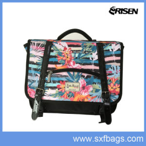 Top Quality Polyester School Student Backpack Bag for Children pictures & photos