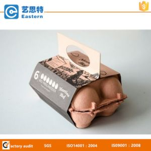 Novelty Kraft Paper Packaging Sleeve for Egg