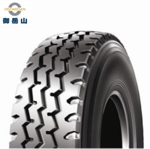 Three Rib Pattern for Truck and Bus Tire