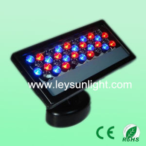 36W RGB LED Projector for Garden and Plaza