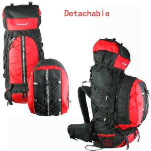 Detachable Mountaineering Hiking Backpack Bags for Outdoor pictures & photos