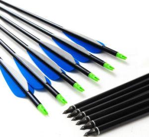 Aluminum Arrow with Field Arrow