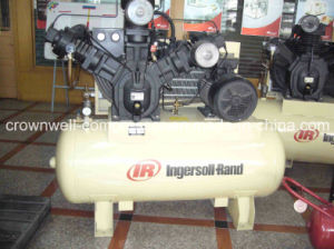 Ingersoll Rand Piston Air Compressor; Two Stage Compressor; Lubricated Type Compressor (7100C15/8 7100C15/8-DL 7100C15/8-AC-DL) pictures & photos