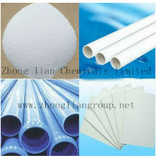 PVC Resin Sg5 for Plastic Hard Pipe pictures & photos