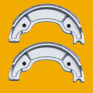 OEM Motobike Brake Shoe, Motorcycle Brake Shoe for Ybr125 pictures & photos