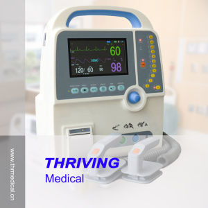 Portable Defibrillator with ECG pictures & photos