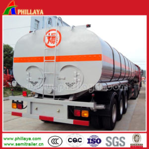 Asphalt Transport Tank Semi Trailer (38m3) (PLY9370LAT) pictures & photos