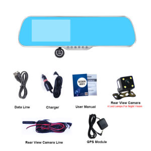 5.0 Inch Display Car Navigator WiFi Recorder pictures & photos