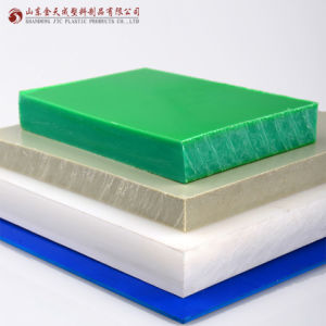 PP Sheets Plastic Sheets for The Environment Equipment pictures & photos