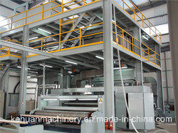 16m Ss PP Spunbond Nonwoven Fabric Making Machine pictures & photos