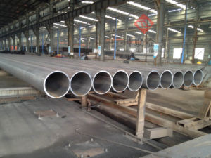 Electric Resistance Welded Pipe for Steel Structure