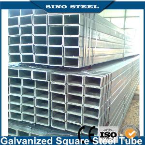 Galvanized Iron Q235/Q345 Square or Rectangular Tube pictures & photos