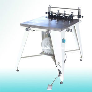 Vacuum Table Screen Printing, Vacuum Table Screen Printing Machine pictures & photos