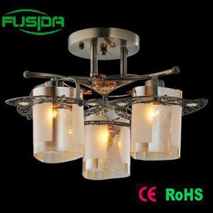 Fancy Brass Indoor Glass Vintage Chandelier Ceiling Lighting pictures & photos